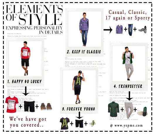 Guys' Summer styles