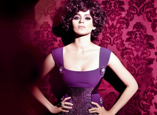 Kangana Ranaut 2014 Wallpaper HD