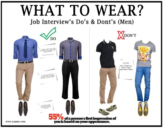 what to wear job interview men - What Colors To Wear To An Interview