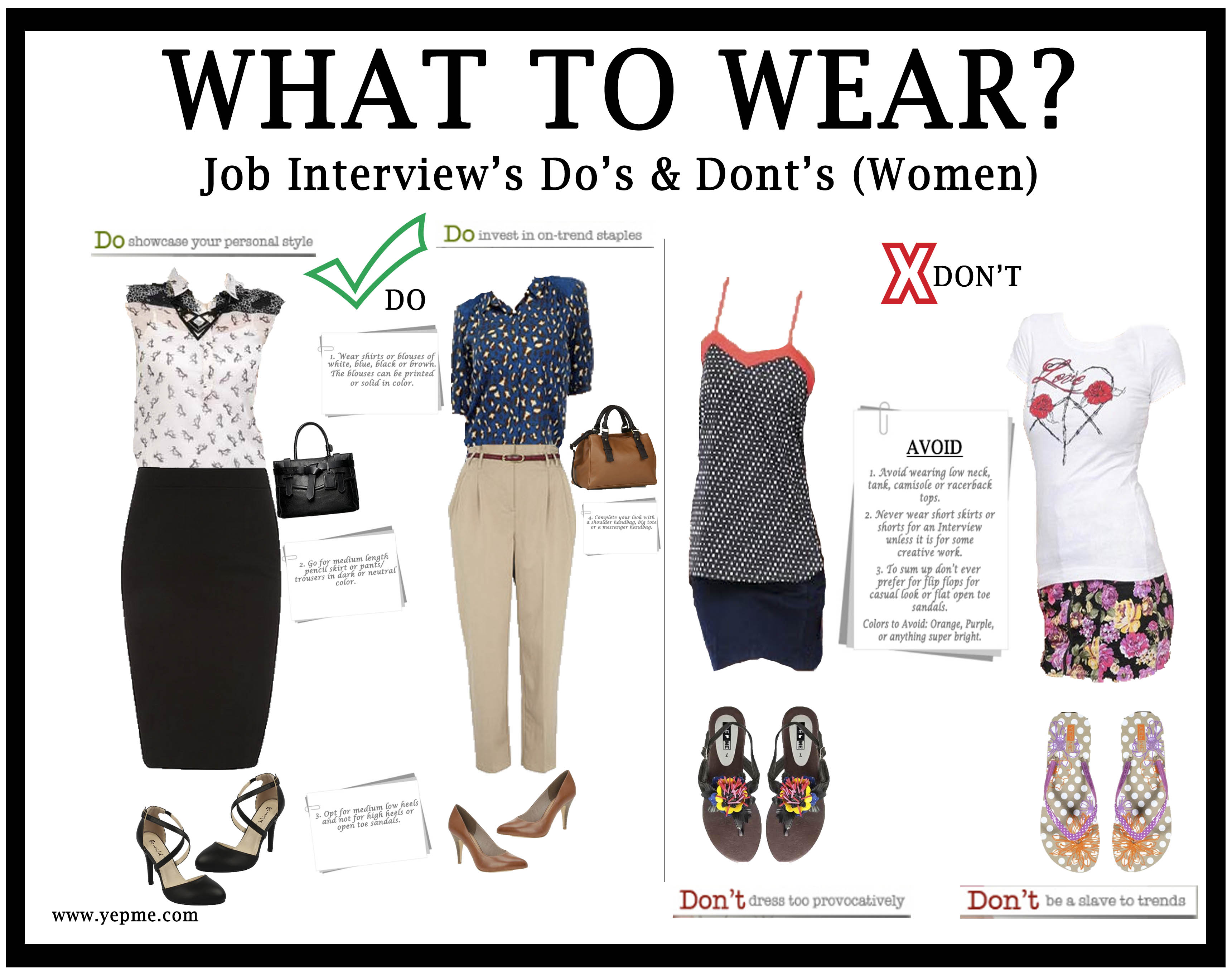 What Not To Wear A Job Interview Car Interior Design
